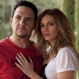 Borja Thyssen y Blanca Cuesta en 'Tita Cervera. La Baronesa'