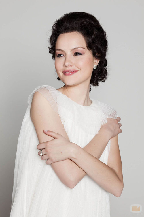 Esmeralda Moya es 'Tita Cervera. La Baronesa' de joven