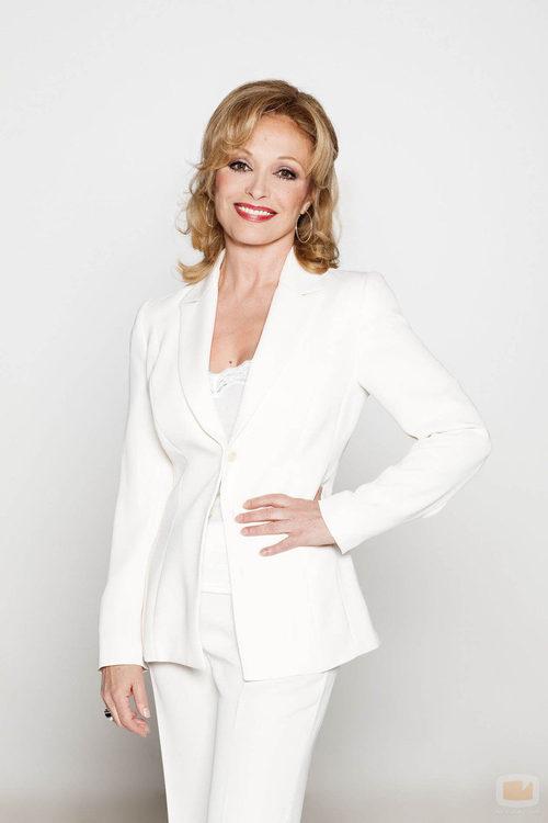 Silvia Tortosa interpreta a la 'Tita Cervera. La Baronesa' de mayor edad