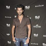 Michel Olivares, participante de 'Supervivientes 2008'