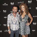José Manuel Parada y Beatriz Trapote de 'Supervivientes 2010'