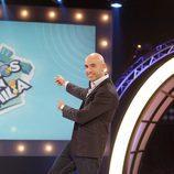 Emilio Pineda, presentador de 'Juegos en familia'