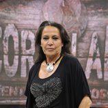 Ángeles Delgado, madre de Aída Nízar