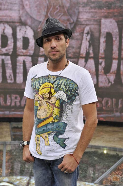Antonio David Flores en 'Acorralados'