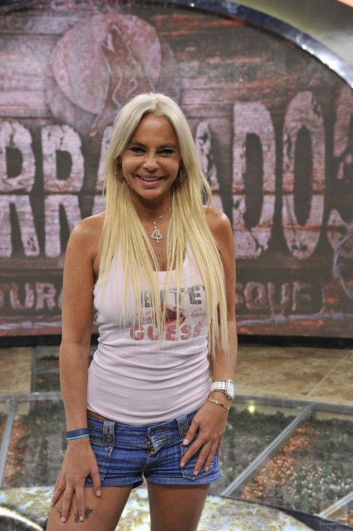 Leticia Sabater en 'Acorralados'