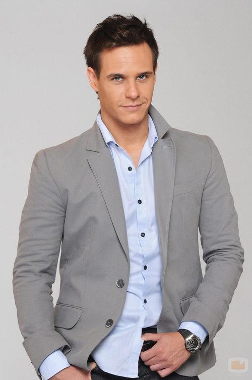 El presentador Christian Gálvez