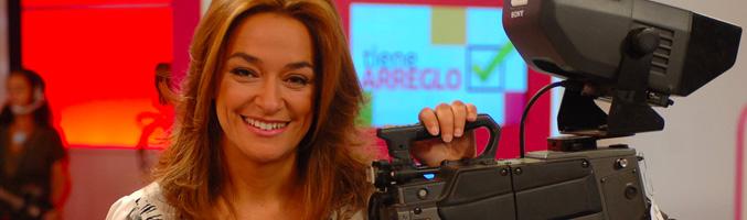 La presentadora Toñi Moreno