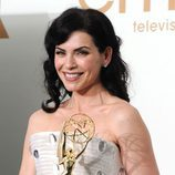 Julianna Margulies, Emmy a la Mejor Actriz de Drama 2011 por 'The Good Wife'