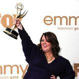 Melissa McCarthy, Emmy a la Mejor Actriz de Comedia por 'Mike and Molly'