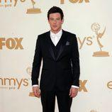 Cory Monteith de 'Glee' en la Alfombra Roja de los Emmy 2011