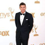 David Boreanaz de 'Bones' en los Emmy 2011
