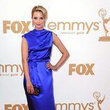 Dianna Agron de 'Glee' en los Emmy 2011