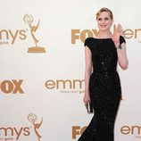 Evan Rachel Wood de 'True Blood' en los Emmy 2011