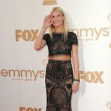 Gwyneth Paltrow en el photocall de los Emmy 2011