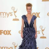 Heather Morris de 'Glee' en los Emmy 2011