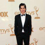 Ian Somerhalder de 'Crónicas vampíricas' en los Emmy 2011