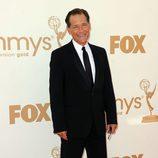 James Remar de 'Dexter' en la Alfombra Roja de los Emmy 2011