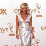 Jane Krakowski de '30 Rock' en los Emmy 2011