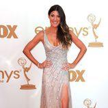 Jennifer Carpenter de 'Dexter' en la Alfombra Roja de los Emmy 2011