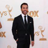 Jeremy Piven de 'Entourage' en los Emmy 2011