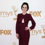 Jessica Brown Findlay de 'Downton Abbey' en los Emmy 2011