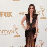Kristen Wiig en la Alfombra Roja de los Emmy 2011