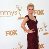 Martha Plimpton de 'Raising Hope' en los Emmy 2011
