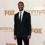 Michael B. Jordan de 'Parenthood' en los Emmy 2011