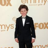 Nolan Gould de 'Modern Family' en los Emmy 2011