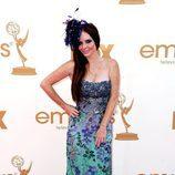 Phoebe Price en los Emmy 2011