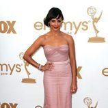Rashida Jones de 'Parks and Recreation' en los Emmy 2011