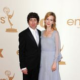 Simon Helberg de 'The Big Bang Theory' en los Emmy 2011