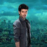 Carlos García es Alonso Izquierdo en 'Homicidios'