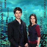 Tomás Sóller y Eva Hernández, personajes principales de 'Homicidios'