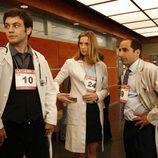 Chris Taub y otros doctores en 'House'