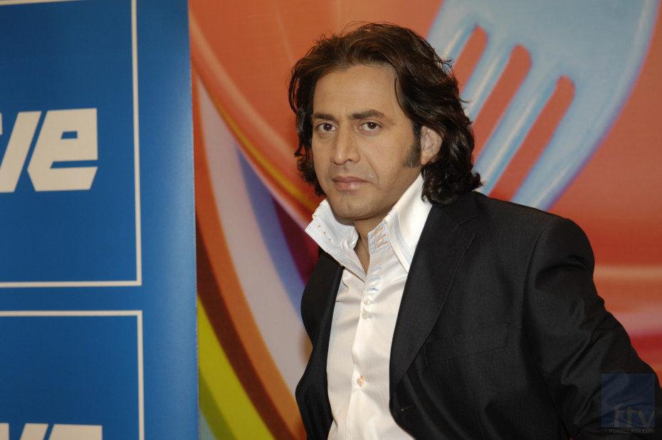 Antonio Garrido, presentador de 'Hijos de Babel'