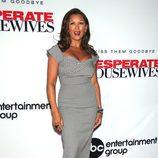 Vanessa Williams, Renee Perry en 'Mujeres desesperadas', se despide de su personaje