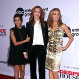 Eva Longoria, Marcia Cross y Lynette Scavo despiden 'Mujeres desesperadas'