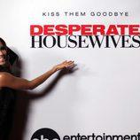 """""""Kiss Them Good Bye"""", el lema que muestra Eva Longoria en la despedida de 'Mujeres desesperadas'"""