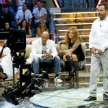 Jorge Javier Vázquez espera instrucciones en 'Acorralados'