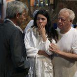 Paquita y Miguel hablan con Antonio en 'Cuéntame cómo pasó'