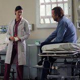 'House' en la enfermería de la cárcel