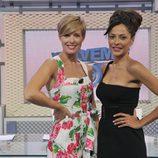 Tania Llasera y Patricia Pérez, presentadoras de 'Vuélveme loca'