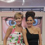 Tania Llasera y Patricia Pérez, al frente de 'Vuélveme loca'