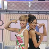 Patricia Pérez y Tania Llasera, la nueva pareja presentadora de 'Vuélveme loca'