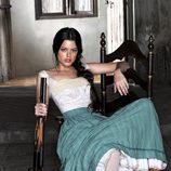 Adriana Torrebejano en la segunda temporada de 'Tierra de Lobos'
