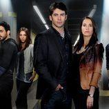 El grupo protagonista de 'Homicidios'