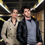 Eduardo Noriega y Celia Freijeiro, de 'Homicidios'