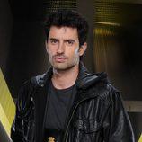 Carlos García es Alonso Izquierdo en la serie 'Homicidios'