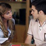 Carlos habla con Arancha en 'Cuéntame cómo pasó'